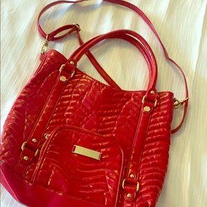 Red Kate Landry purse